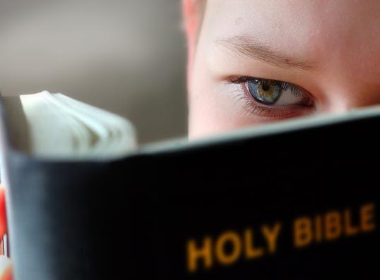 Dois tipos de Bíblia