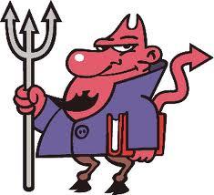 O diabo também prega