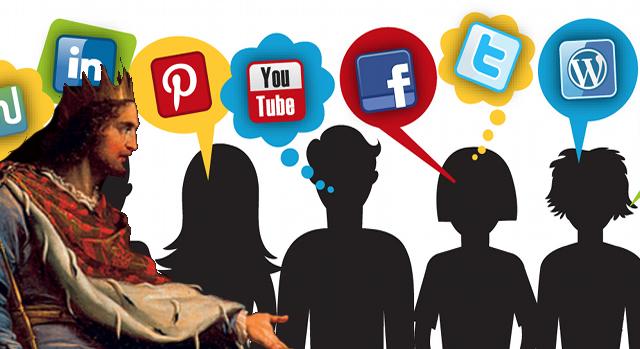 12 conselhos de Salomão para usuários de Redes Sociais